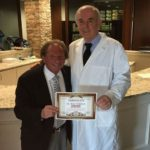 Dr. Ostenson Receives Masters Certificate for Back Pain Treatment